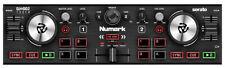 Numark DJ2GO2 Touch DJ2GO 2 Portable DJ Controller w/Touch Capacitive Jog Wheels