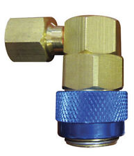 """ATD TOOLS 3654 - A/C Service Couplers R134a Low Side 1/4"""" FL-M x 13mm connection"""