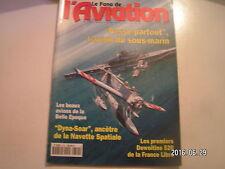 **g Fana de l'aviation n°314 Passe Partout l'avion du sous marin / Dyna Soar