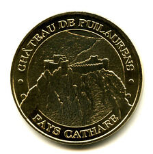 11 LAPRADELLE Château de Puilaurens, 2009, Monnaie de Paris