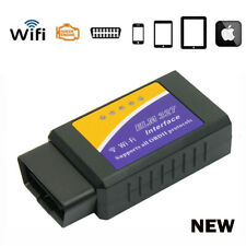 Car WIFI OBD 2 OBD2 OBDII Scan Tool Foseal Scanner Adapter Diagnostic Tool NEW