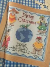 Feliz Navidad de todo el mundo sin usar XS color gráfico de la revista