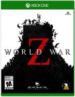 World War Z (MIcrosoft Xbox One XB1) Brand New Sealed