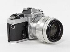 1.5/75 Biotar T for Nikon F mount (Carl Zeiss Jena)  (made in Germany)