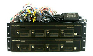 Key Digital KD-MSW8x8Pro 8x8 Matrix FatBoy Component Video Audio Switch A99