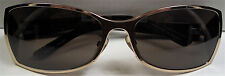LA PERLA WOMEN'S SUNGLASSES WITH GOLD TRIM MADE IN ITALY NEW OLD STOCK