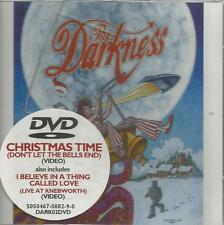 The Darkness - Christmas Time DVD single