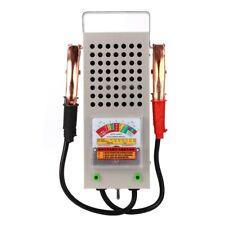 12V Car Battery Tester Automotive Load Analyzer 200AH Aluminium Charging System