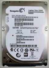 "Seagate SSHD 2.5"" SATA 8GB + 500GB ST500LM000 1EJ162-503 SM25 data recovery"