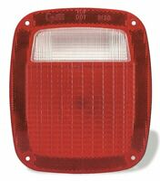 Grote 91582 Red Stop Tail Turn Replacement Lenses