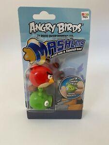 Angry Birds Mash'ems Squishy Figures Per 2 Pack - 1 x Random Pack