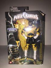 Brand New- Power Rangers Zeo Legacy Gold Ranger Figure
