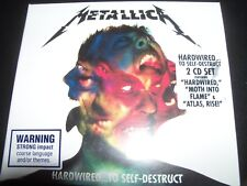 METALLICA Hardwired...To Self-Destruct (Australia) 2 CD - New