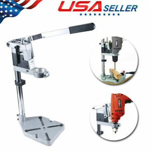 Adjustable Bench Clamp Drill Press Stand Workbench Repair Tool for Drilling