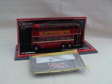 OOC Corgi 43701. Q1 Trolleybus. London Transport Bus. [Our Ref SS]