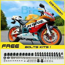 Decals INJECTION Fairing Kit Set HONDA CBR600RR 2003-2004 104 A1