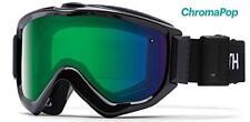 Smith Optics Knowledge Turbo Fan Goggles(ChromaPopEverydayGreen/Black / OneSize)
