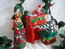 Dept 56 All Through The House - Let'S Sing Here Comes Santa Claus