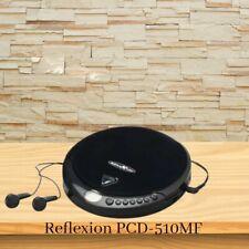 Reflexion PCD 510MF/Tragbarer CD-/MP3 Player / UKW-Radio / Hörbuchfunktion OVP
