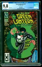 Green Lantern 51 CGC 9.8 NM/MINT 2nd Print DC Universe Logo Variant