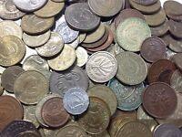 100 Gramm Restmünzen/Umlaufmünzen Zypern