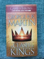 A Song of Ice and Fire: A Clash of Kings by George R. R. Martin (2000, Mass)