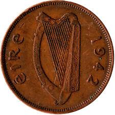 1942 ONE PENNY EIRE / IRELAND      #WT823