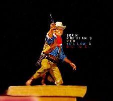 1 CENT CD Red Yellow & Blue - Born Ruffians