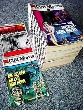 58 x CAPTAIN CLIFF MORRIS (wie Jerry Cotton) - Moewig - Band 1-92