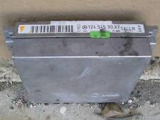 Mercedes ECU engine control unit  124-545-30-32 bosch