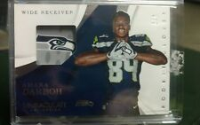 2017 Panini Immaculate Amara Darboh Seattle Seahawks SP Rookie Gloves Relic#3/4