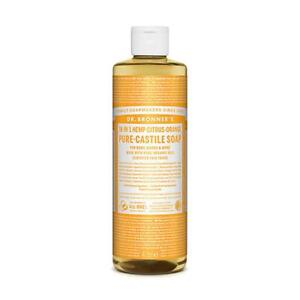 💚 Dr. Bronner Organic Citrus Pure-Castile Liquid Soap 473ml