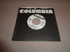 "Billy Joel ‎– The Times They Are A Changin' - Columbia 7"" Vinyl 45 - Promo - NM-"