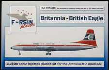 F-Rsin Models 1/144 Bristol Britannia British Eagle Airlines