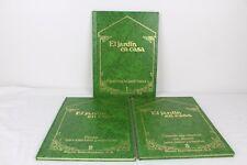 3 - El Jardin en Casa Blume Distribuidora Vintage From Mexico 1970s Hardcovers