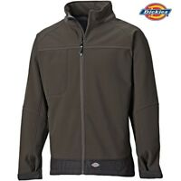 Mens Softshell Waterproof Jacket Breathable Dickies Trekking Combrook S-4XL
