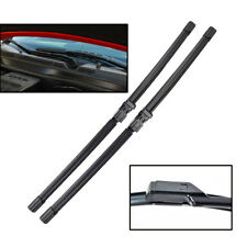"24""17"" Front Windshield Wiper Blades Fit For Chevy Equinox GMC Terrain 2010 2011"