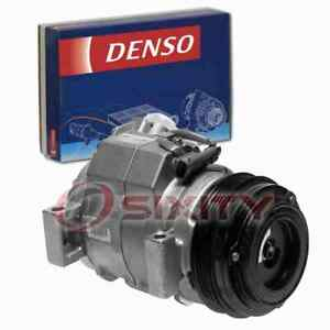 Denso AC Compressor for 2009 Hummer H3T Heating Air Conditioning Vent HVAC zf