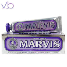 Marvis (Dentifrice, Jasmin Menthe, 75ml, Violet, Blanchissant, sans Fluor )