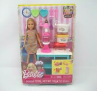 Barbie Stacie Cooking & Baking Breakfast Chef Doll & Play Set