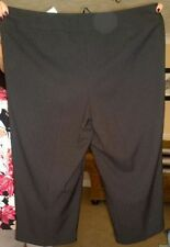Wide Leg Not Relevant Tailored Trousers for Women