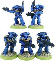 Warhammer 40k Space Marines Primaris Ultramarines Intercessors Squad Kill Team