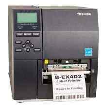 Toshiba TEC B-EX4D2-200dpi. Drucker mit 20.000 UPS / DHL Versandetiketten