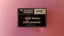 TELEDYNE PHILBRICK 4110 8-bit Tracking Analog-to-Digital Converter NOS