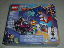 New In Box Lego Dc Super Hero Girls 41233 Lashina Tank 145 Pcs Ages 7-12 Nib Set