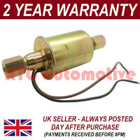 UNIVERSAL FUEL PUMP PETROL DIESEL 120 LPH 12V KIT CAR COMPETITION RALLY 12 PSI