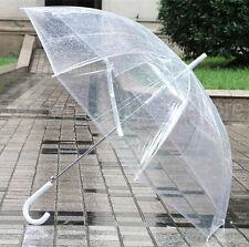 Colourful Umbrella / Brolly***Clear Umbrella====WEDDING
