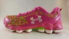 Under Armour GGS Micro G Nitrous Girl's Athletic Shoe 1258209 654 Size 5Y