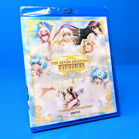 The Seven 7 Heavenly Virtues Complete Anime Collection Anime Blu-ray UNCENSORED