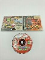Sony PlayStation 1 PS1 PSOne CIB Complete Tested Star Wars Demolition MINT